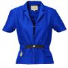 Kort jakke Royal blue