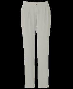 Silkebukser hvid