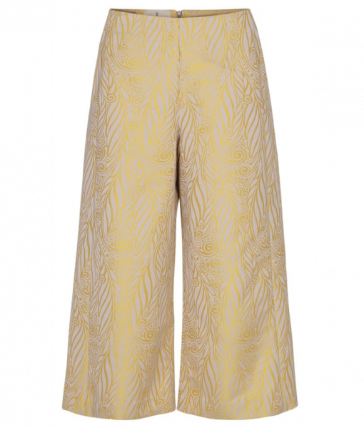 Jackie pants – gul